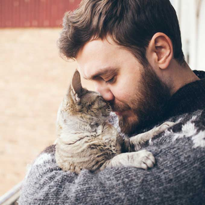 고양이가 내 마음을 알아주고 있다고 느껴지는 순간 5