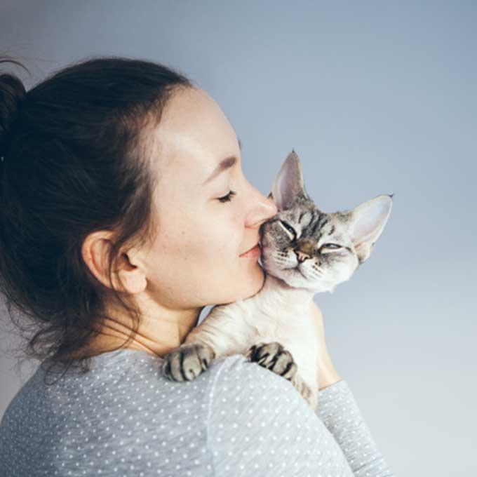 여성이 고양이와 더 친밀한 관계 맺는다는 연구결과 나옴