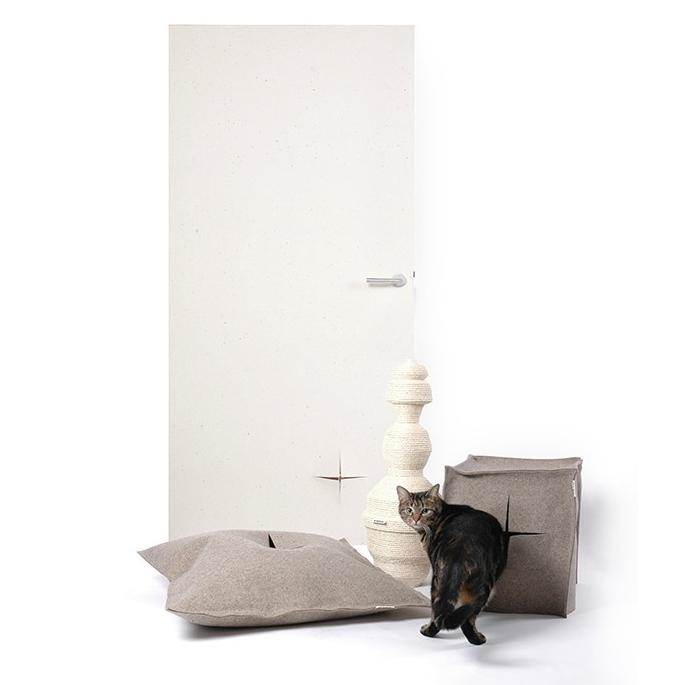 고양이와 집사가 함께 쓰는 가구 9선