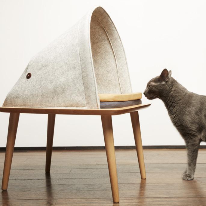 모던한 집안 분위기를 돕는, 프랑스 고양이 가구 브랜드 '미유파리' 국내 론칭