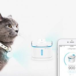가또고르도,  음수량 측정하는 고양이 정수기 출시