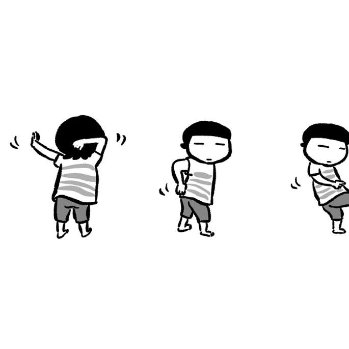 고양이사전. 제19화 춤