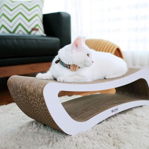 뽀떼 고양이 스크래처_T3