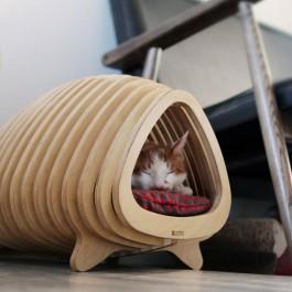 서울시가 인정해준 고양이 디자인 가구, 리브와 뿡어집