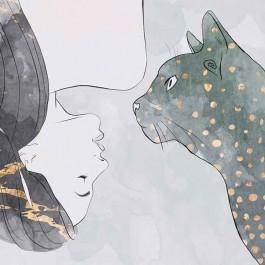Q. 고양이가 남성보다 여성을 '좀 더' 좋아하는 이유